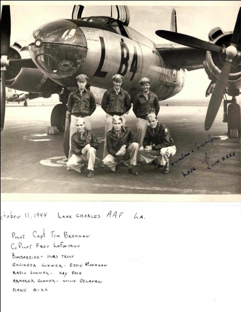 """Here's a great picture of the """"Third Crew"""" provided by Dorothy J. Zuest DiNunzio."""