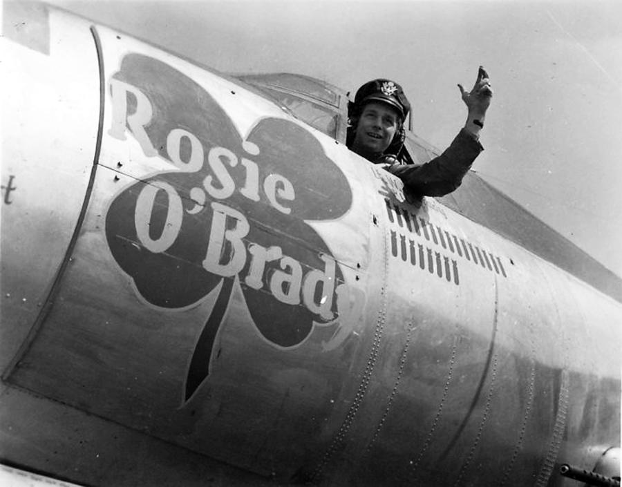 Rosie O Brady 344th BG
