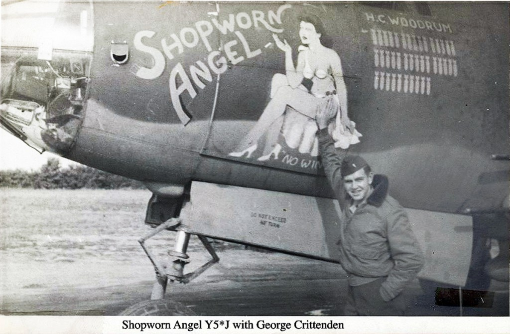 Shopworn Angel with George Crittenden