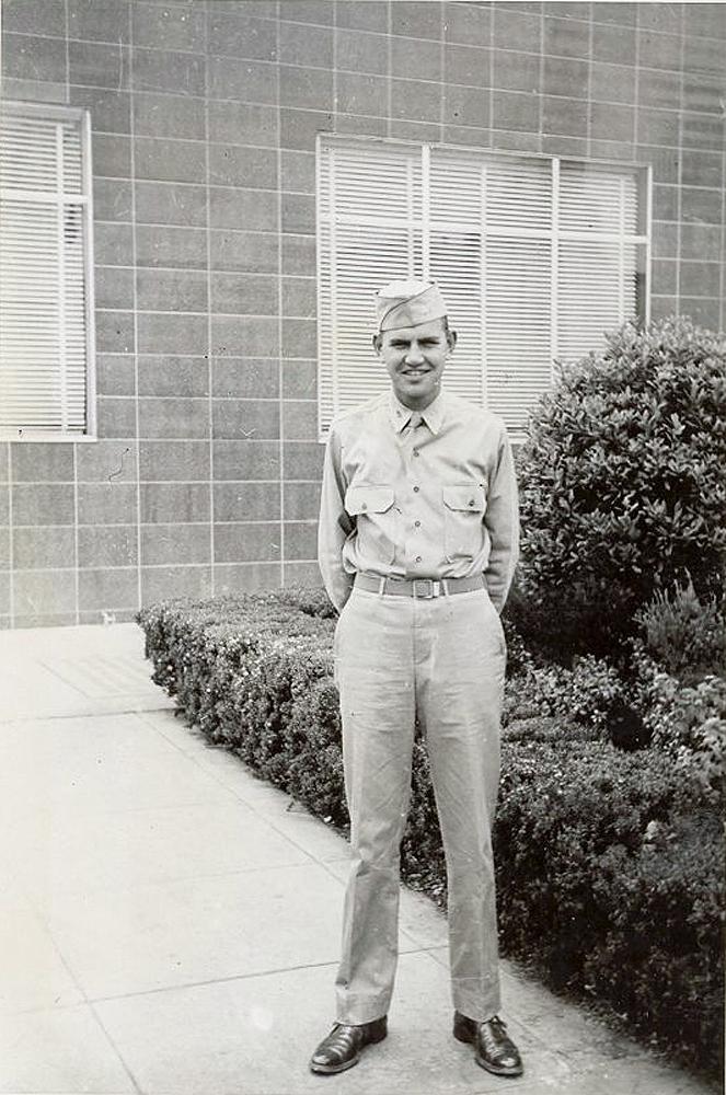 George W. Crittenden stateside