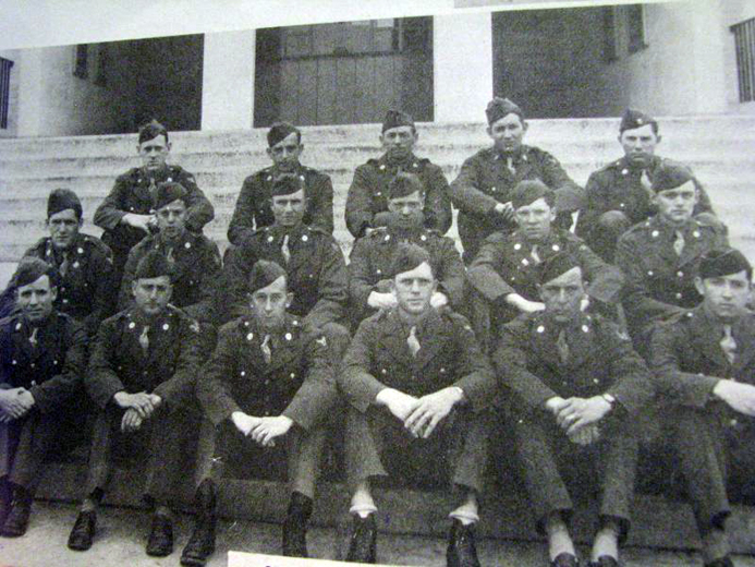 Sugarman 2nd from left in middle row