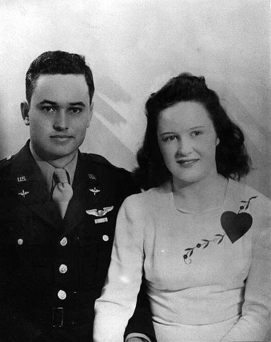 J.R. and Fannie Ashberry - Wedding