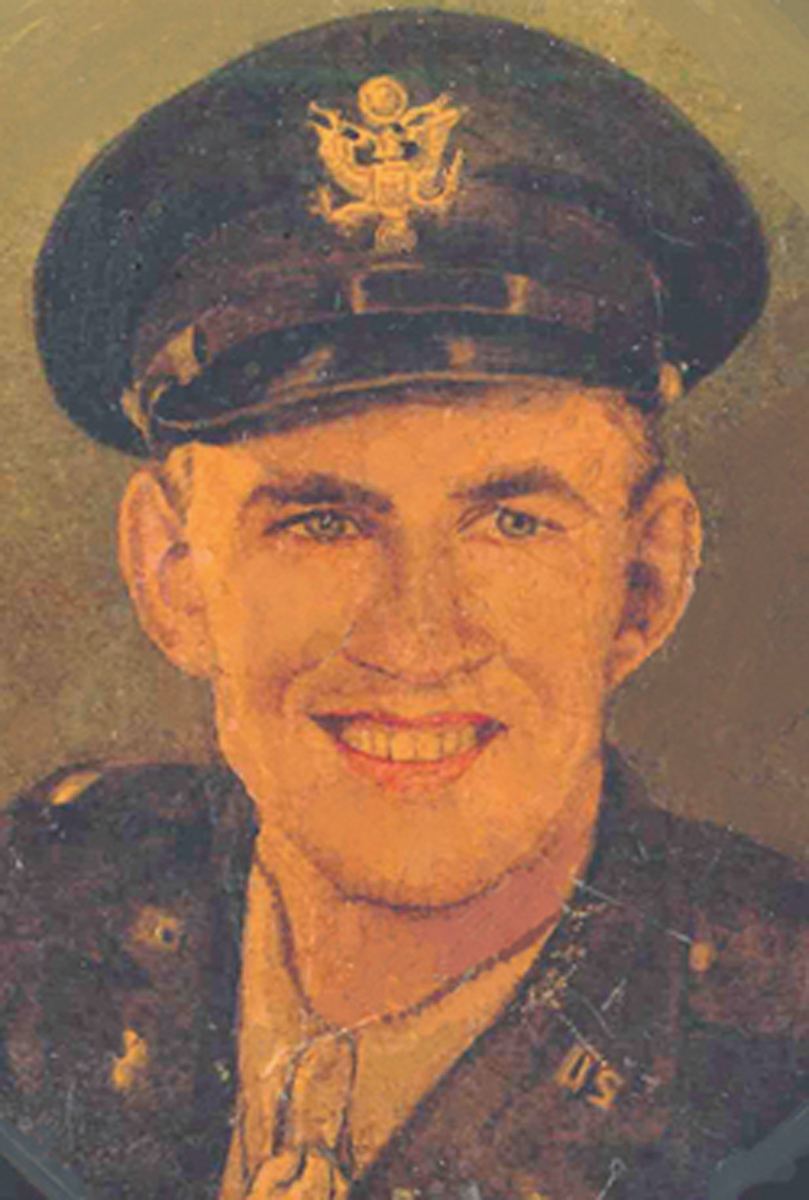 2nd Lt. Robert L Westholm