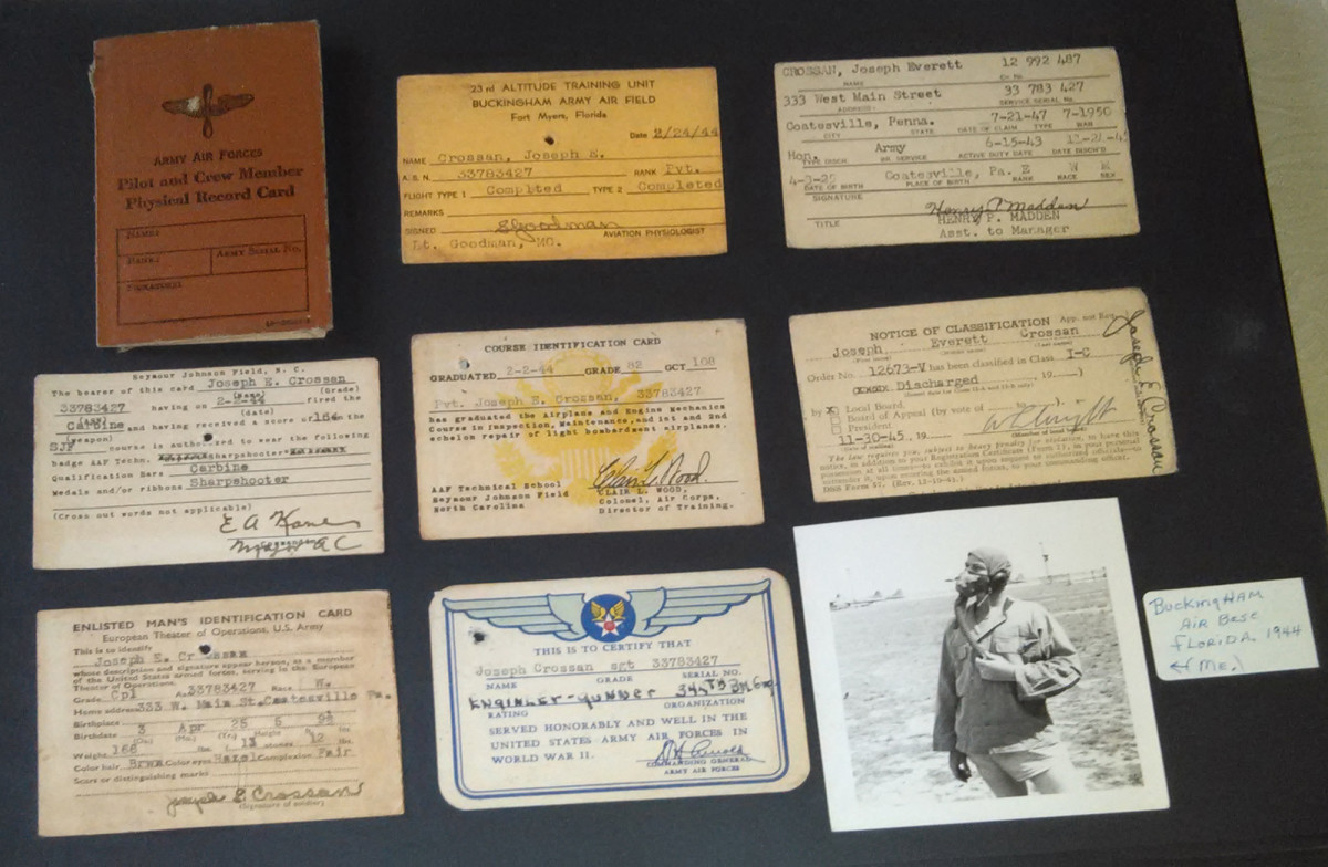 Gunnery School Cards