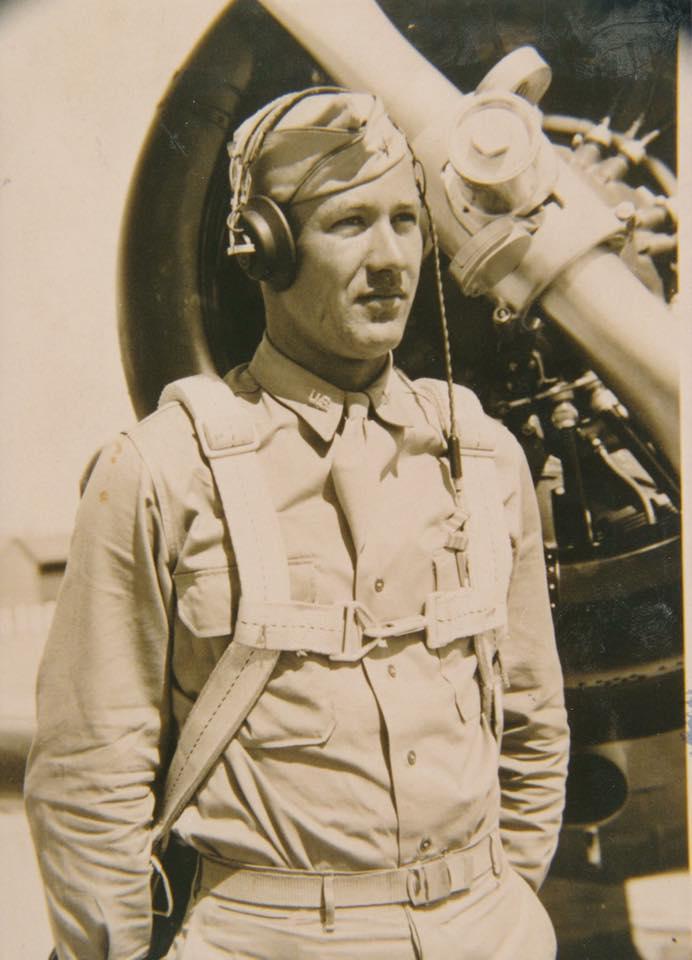 1st Lt. Conrad Oberg