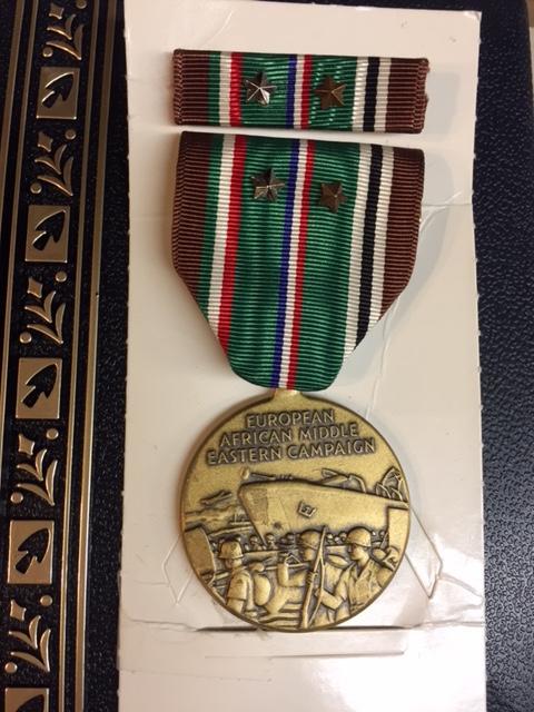 ETO medal
