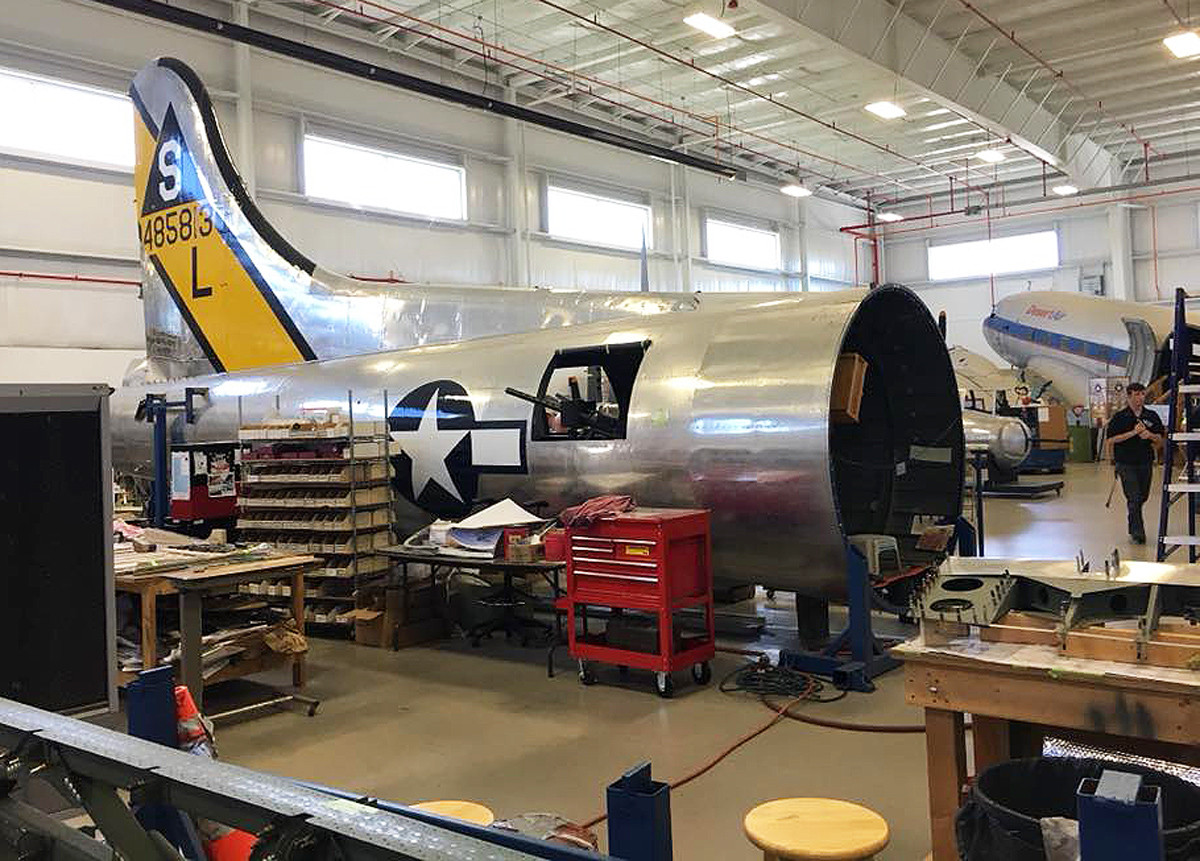 2017 reunion Champaign B-17