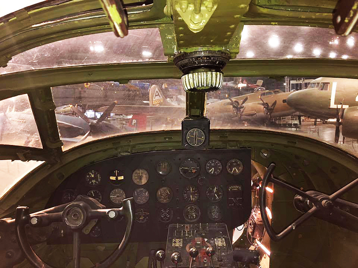 2017 reunion shootin in cockpit