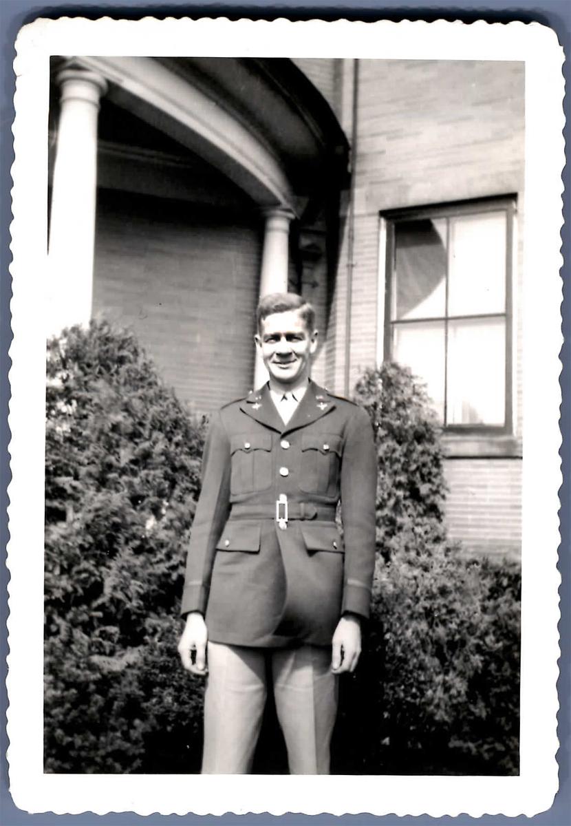 Major Neil Fitzgerald