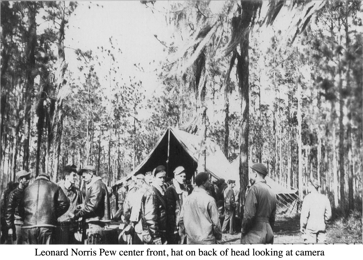 Norris Pew B 1