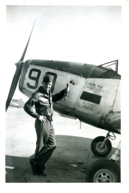 Don Moomaw 1943