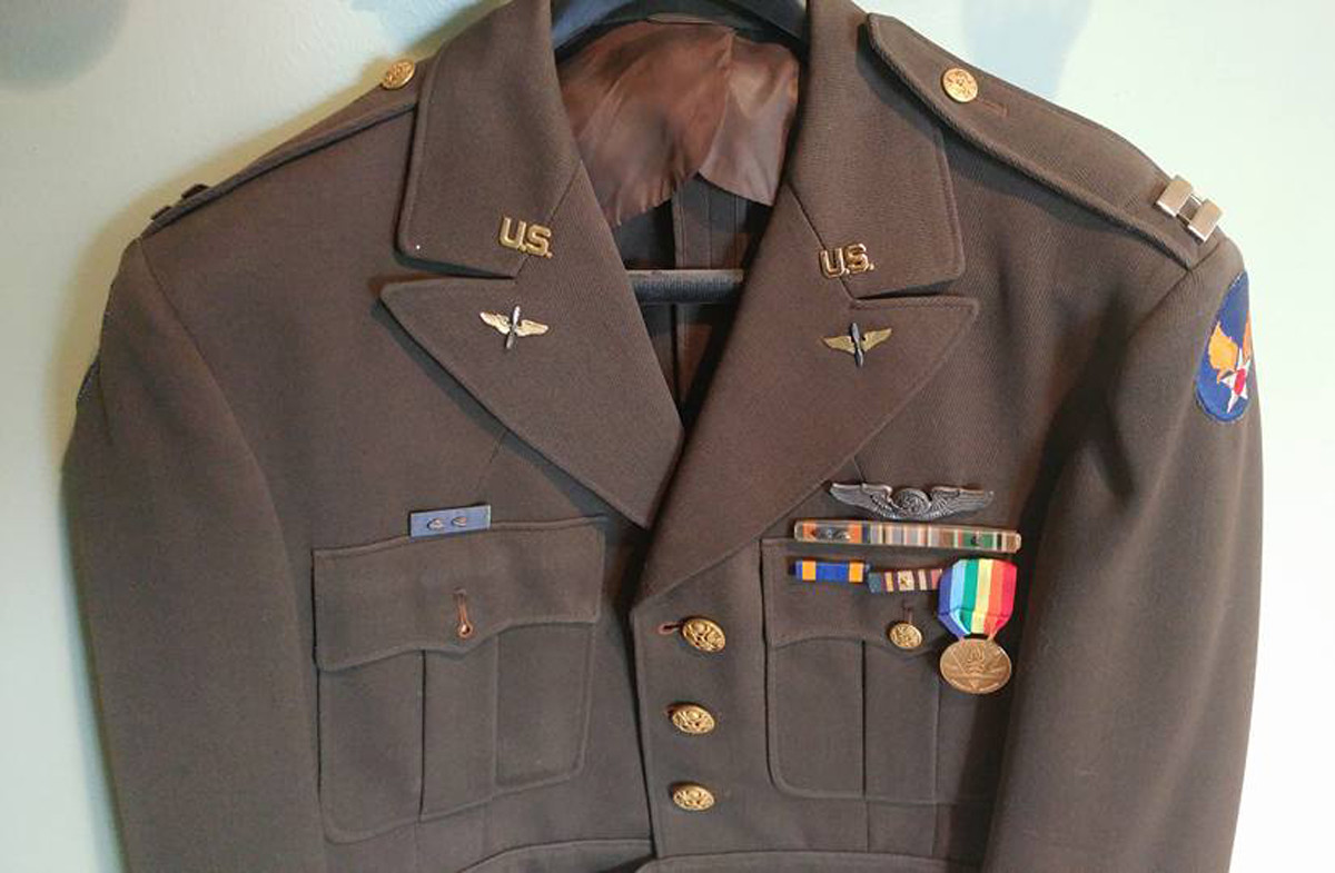 1st Lt. Robert Warda uniform3