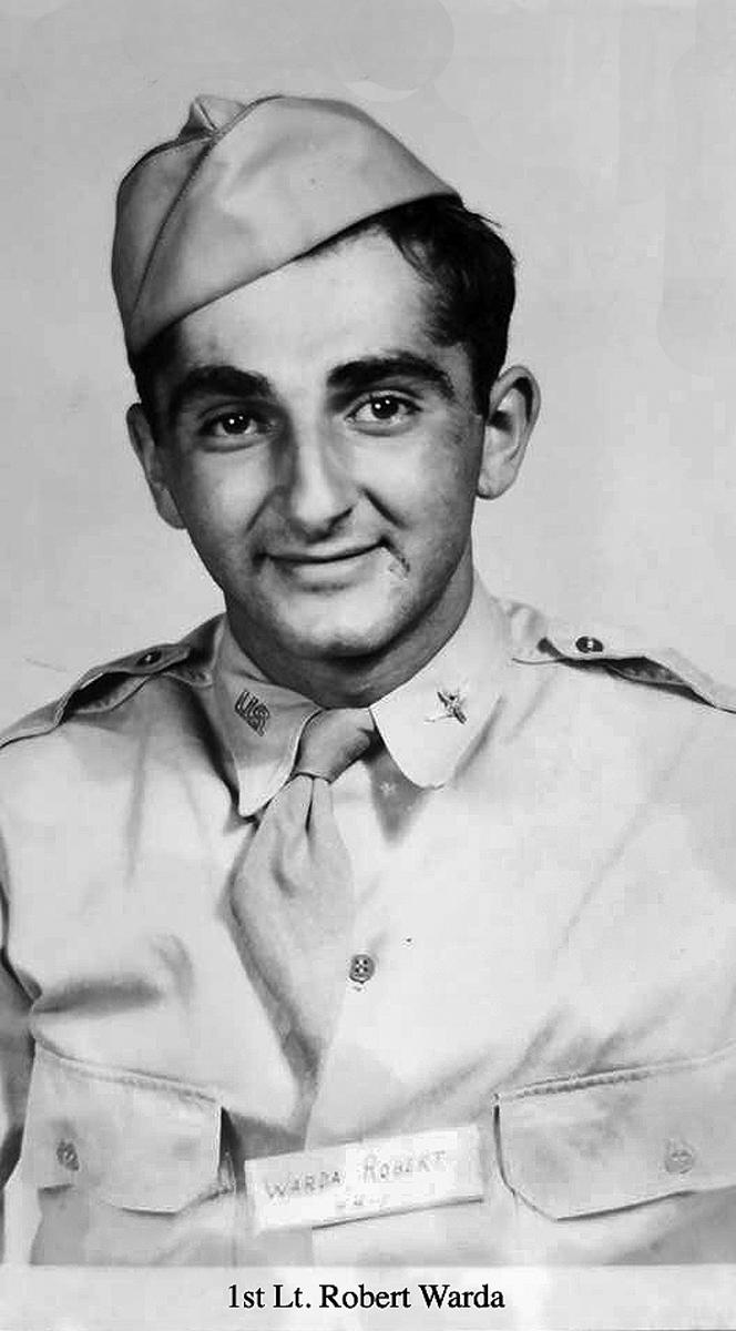 1st Lt. Robert Warda