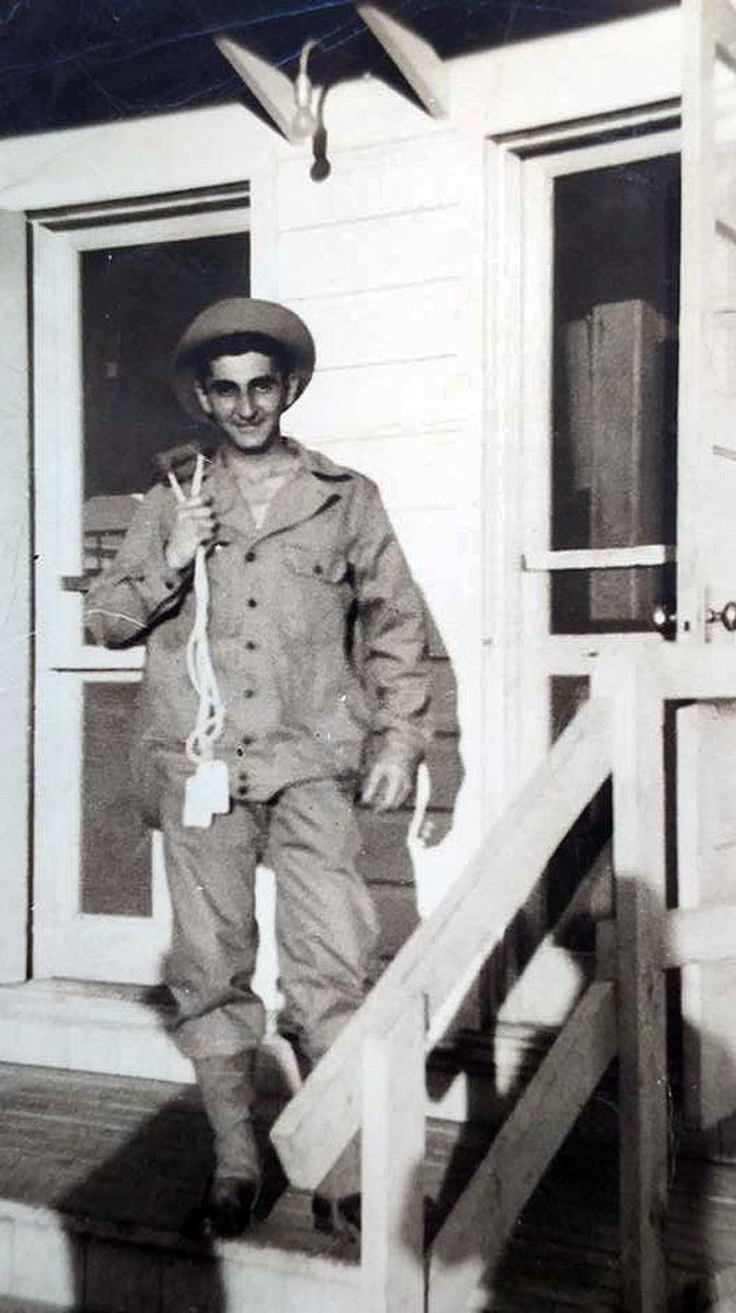 1st Lt. Robert Warda2