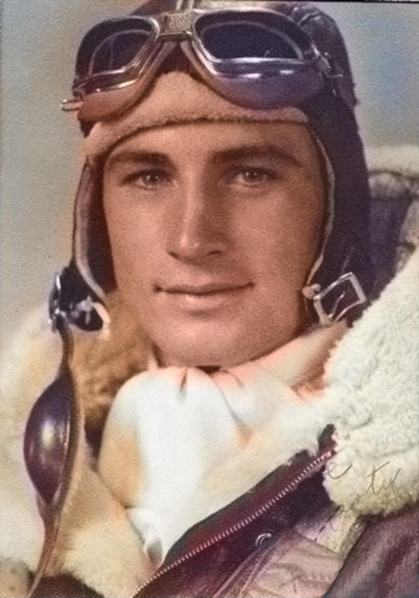 Sidener Fly Portrait Color