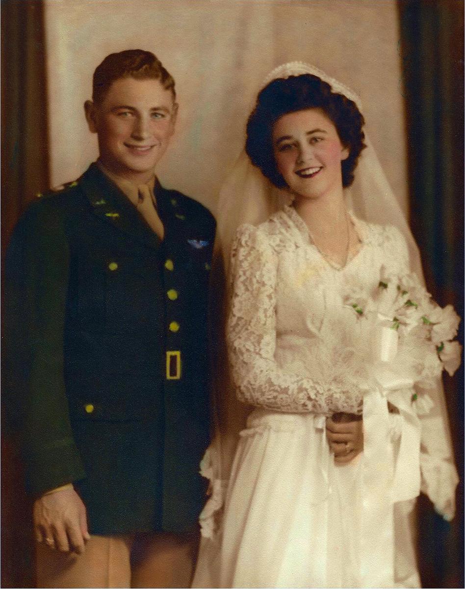 Sidener wedding