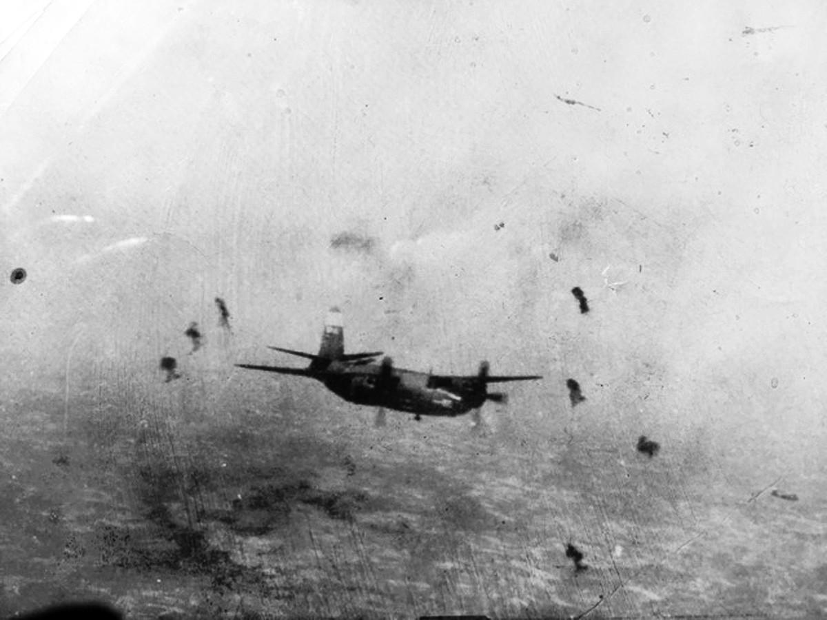 Flak B-26