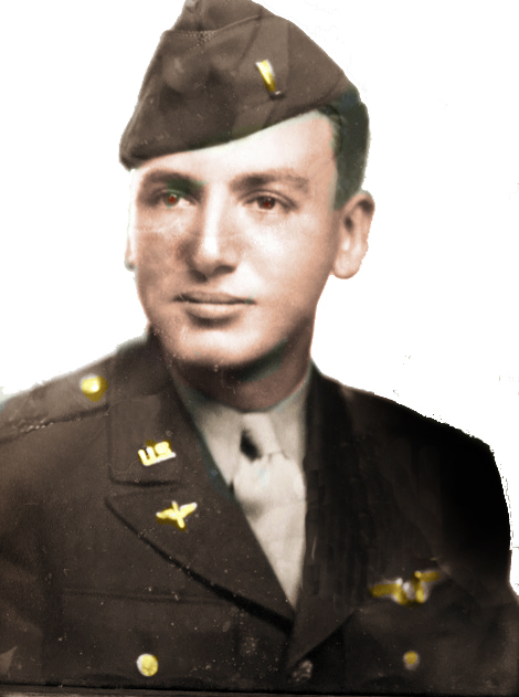 Irwin Philip Cohen Colorized
