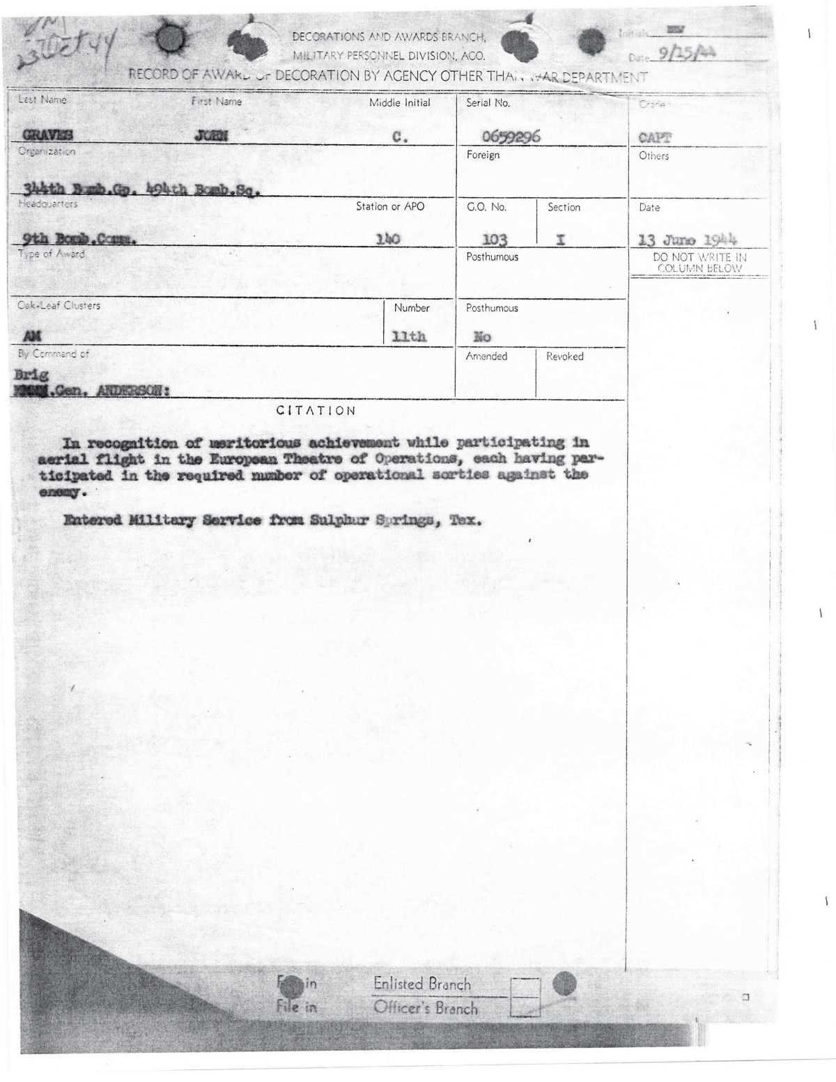 John C Graves Military Documents 2018.pdf