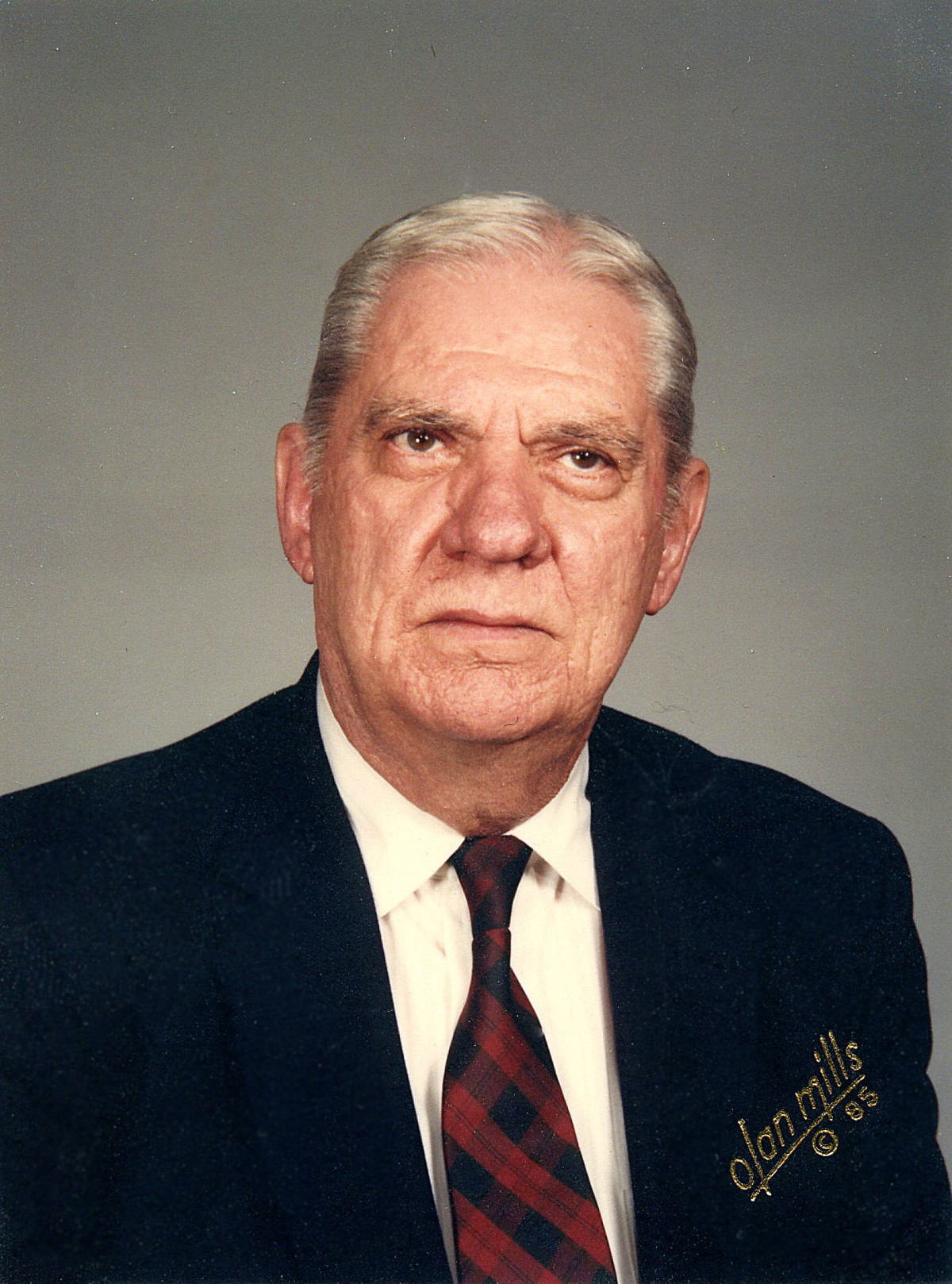 John C. Graves Portrait 1985