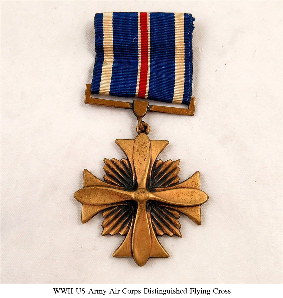 WWII-US-Army-Air-Force-Distinguished-Flying-Cross