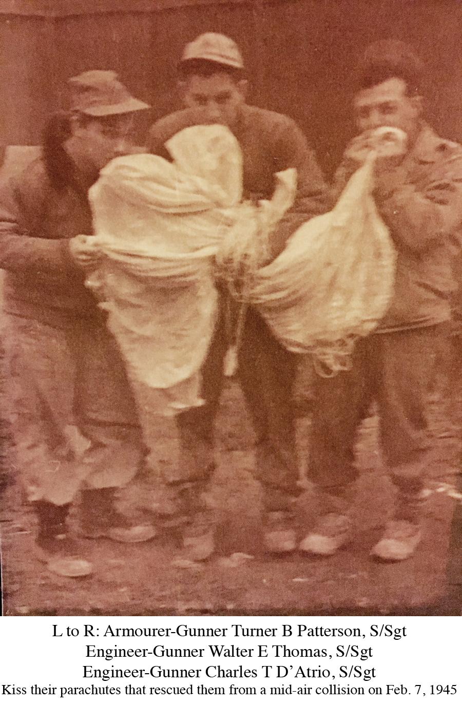 D'Atrio Collison parachute