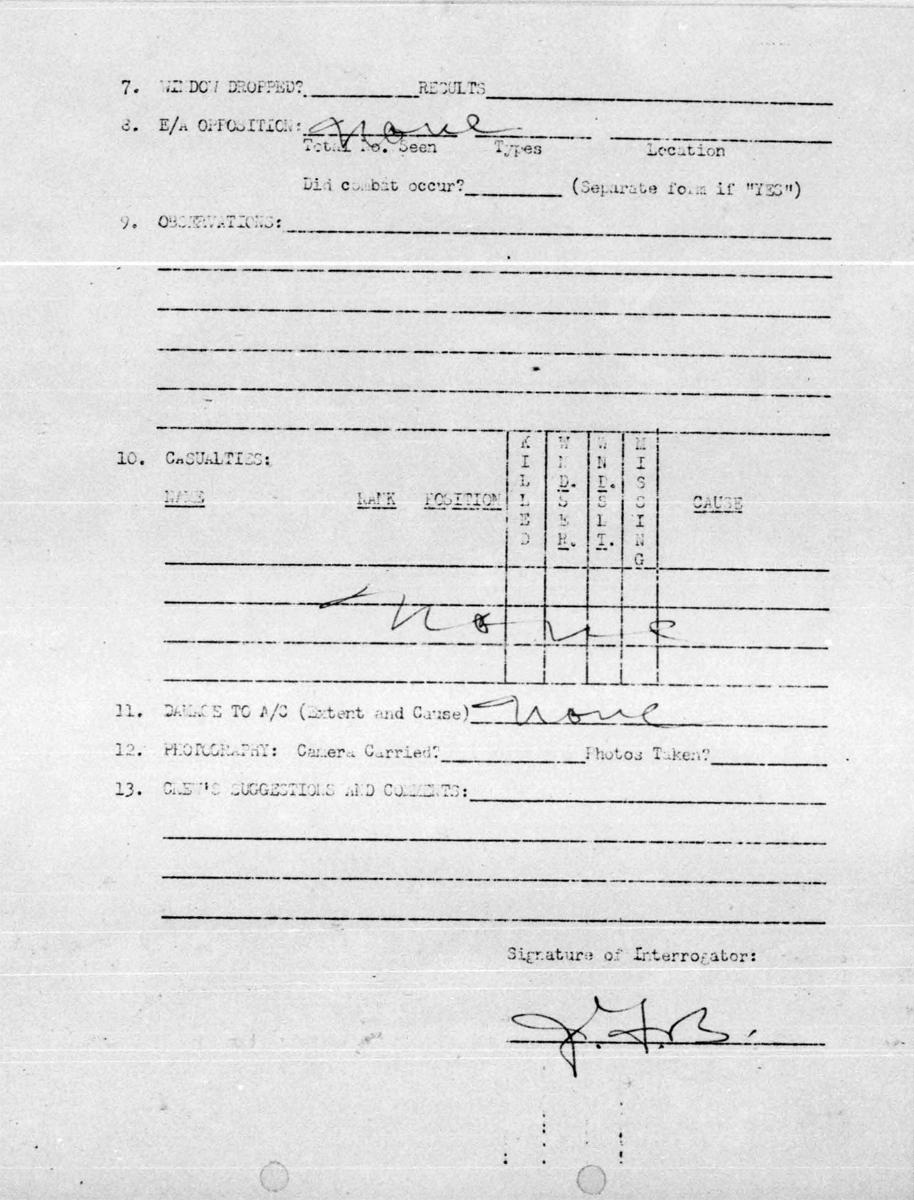 Feb 6, 1944 Interr p2 Oberg Collision