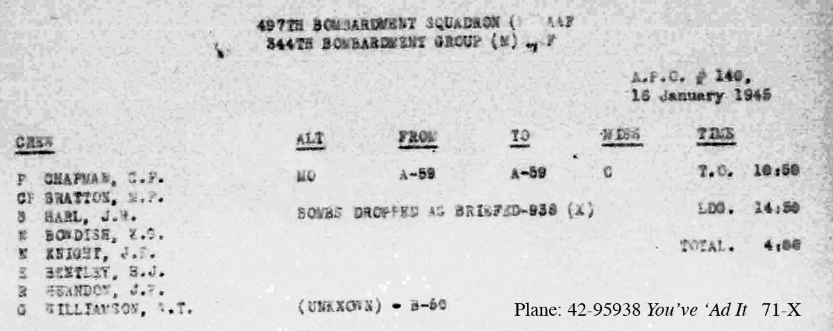 Chapman Bratton LL p1849 B0296 1:16:45 Bulge