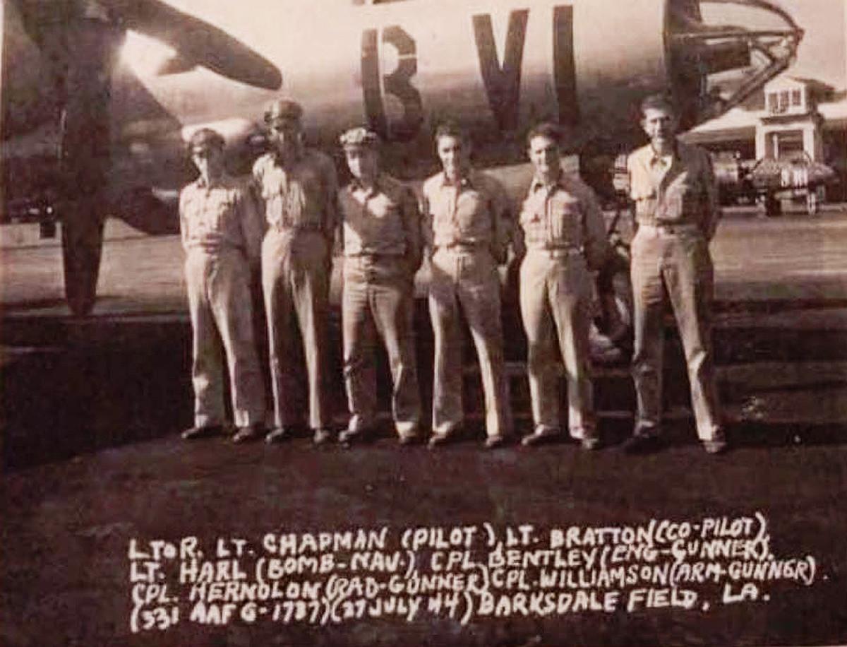 Chapman Bratton crew