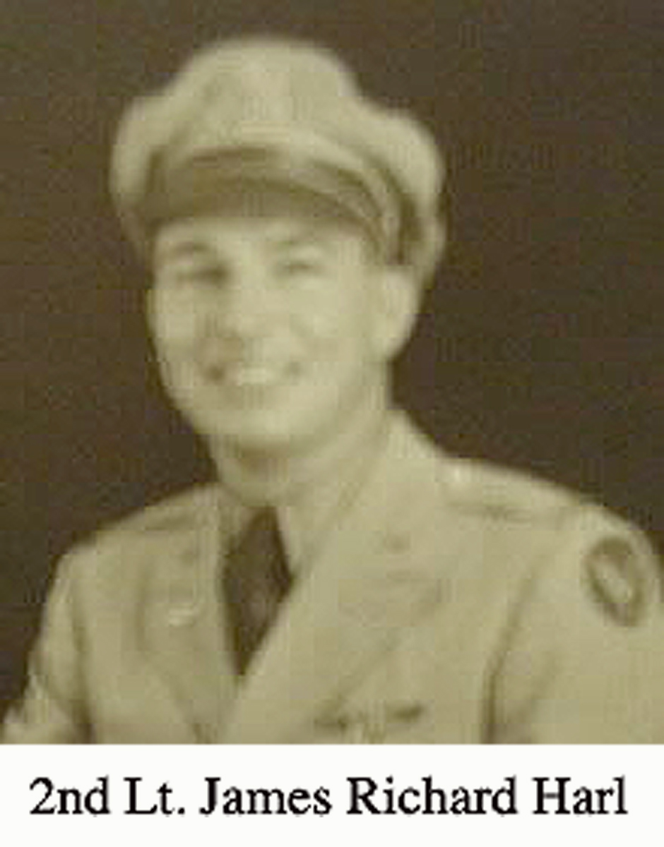 2nd Lt. James Richard Harl