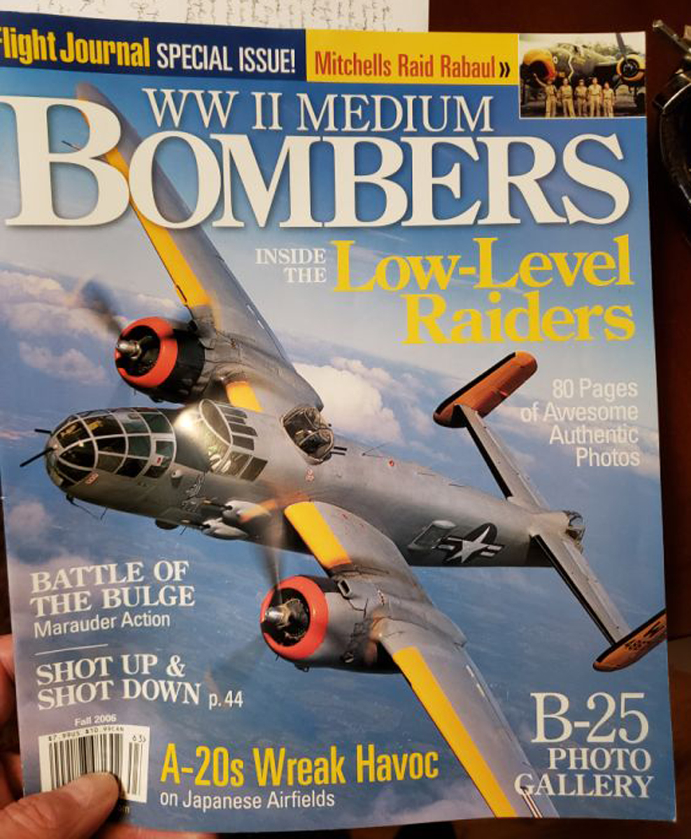 WW II Medium Bombers