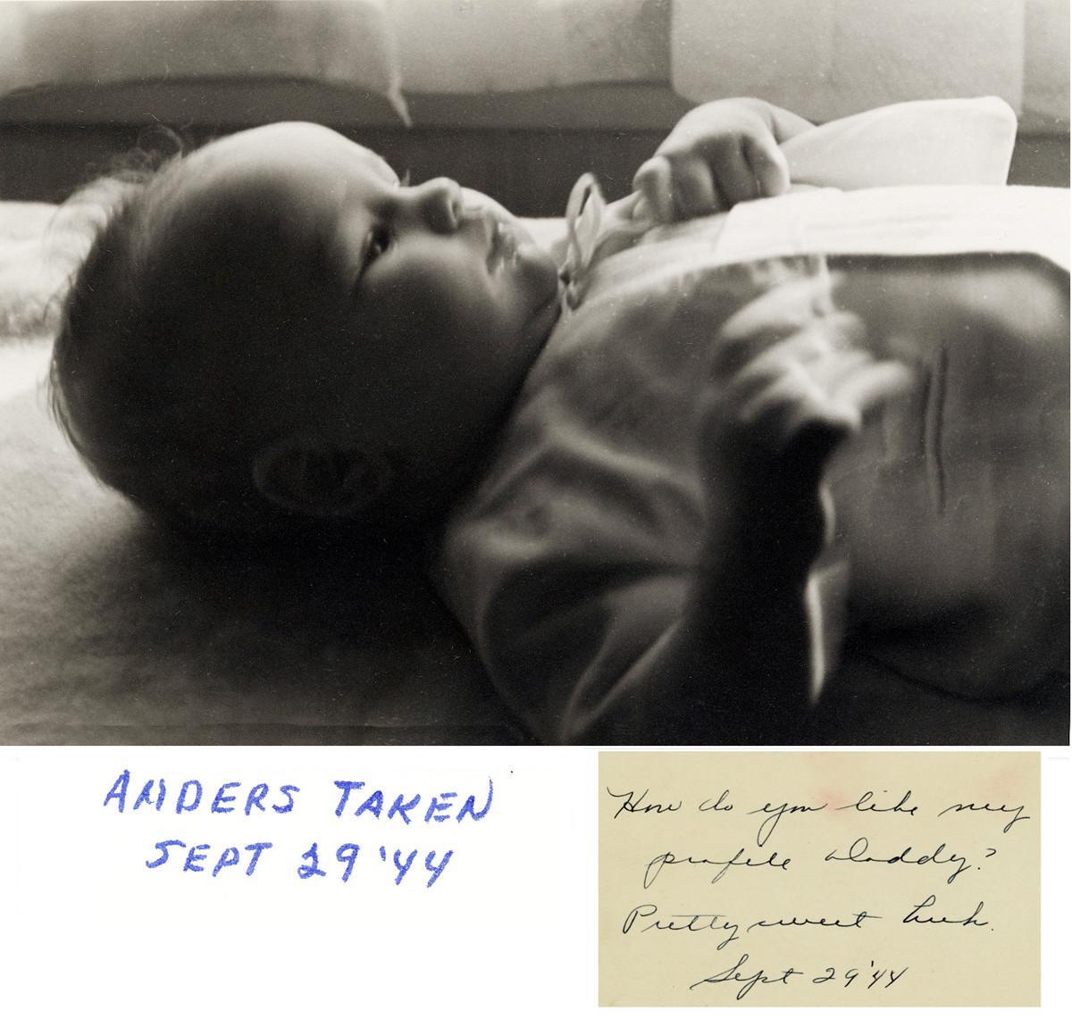 Baby Anders Norgaard