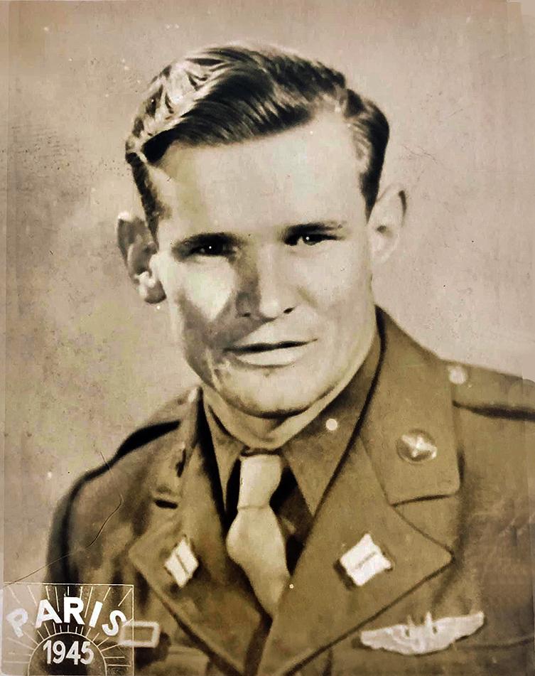 Flight Engineer, Joe Kasper