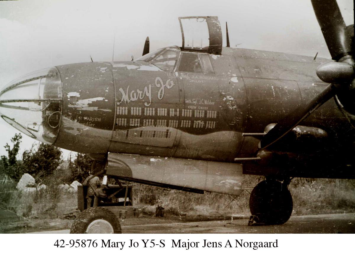 Mary Jo Norgaard