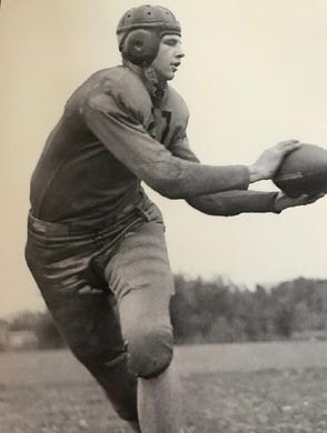 University of Iowa football 1939