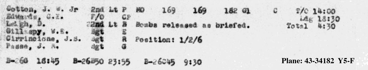 B0293A p278 Sept 1, 1944 LL cirrincione