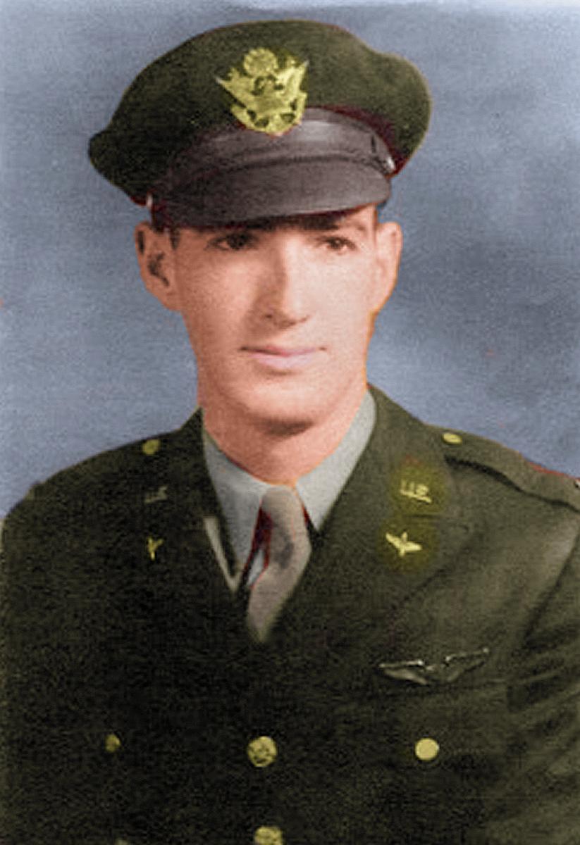 Aiken Portrait Colorized