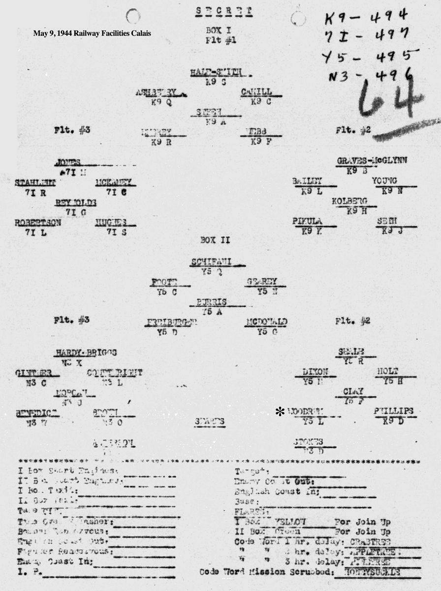 B0289 p238 May 9, 1944 Form Woodrum