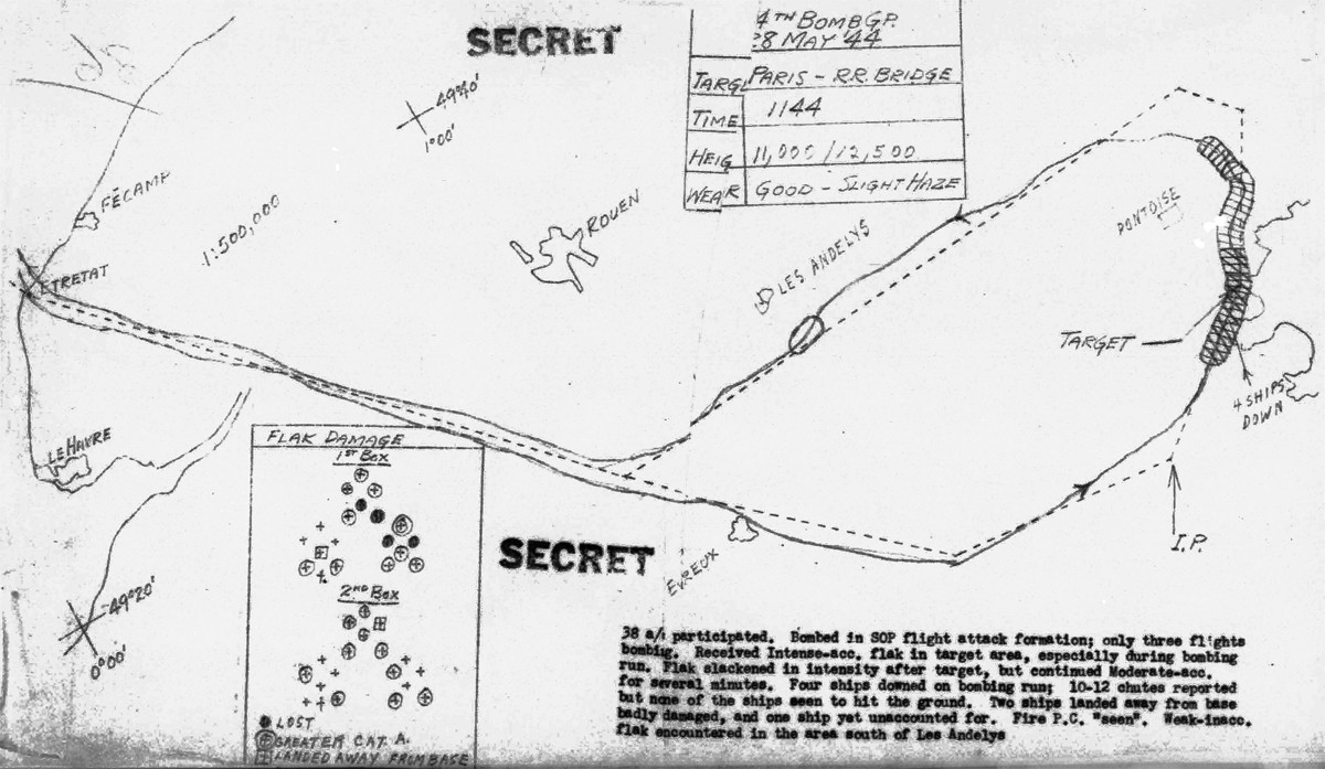 B0298A p374 May 28, 1944 Map Woodrum
