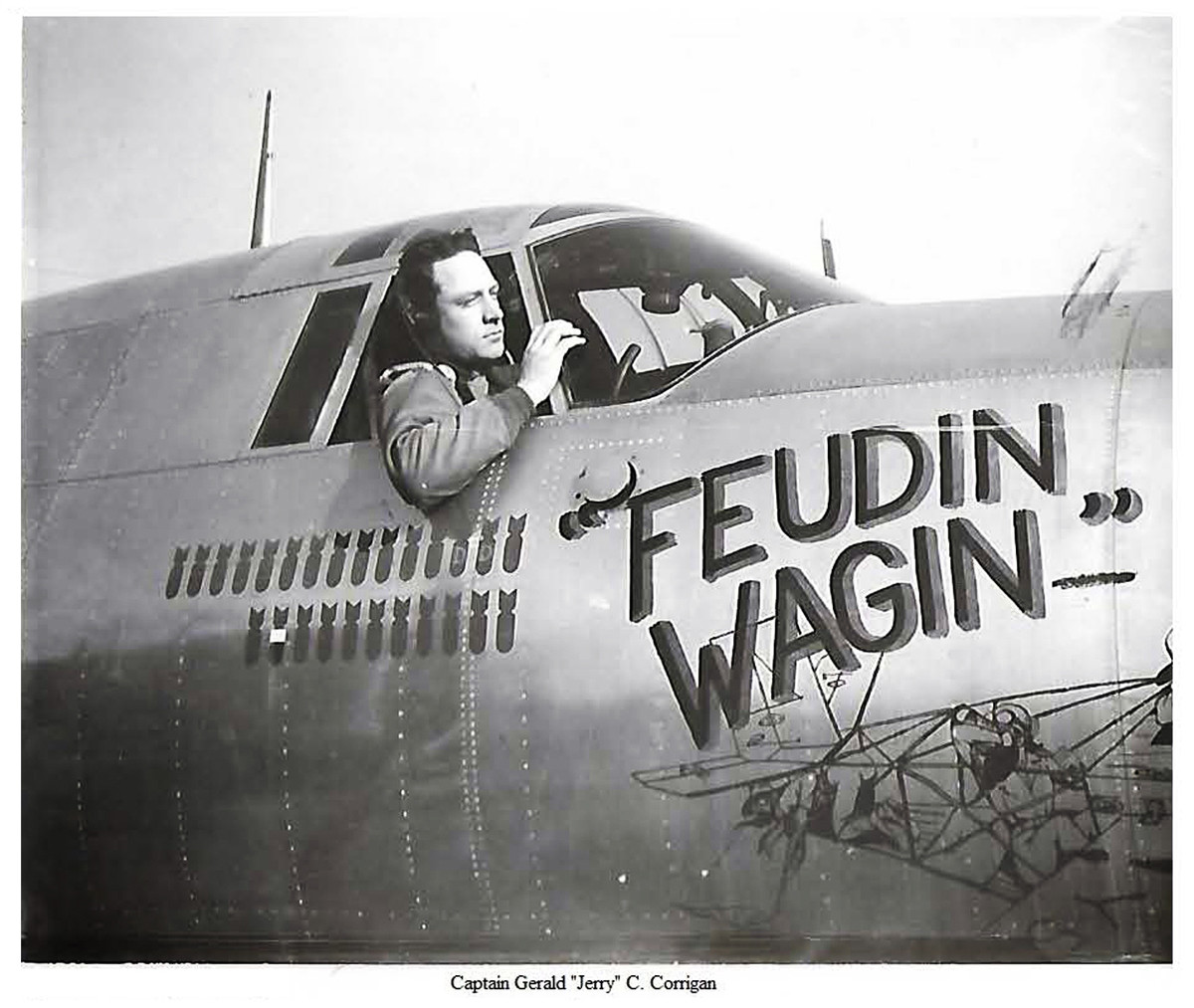 344BG Corrigan Feudin Wagin 2