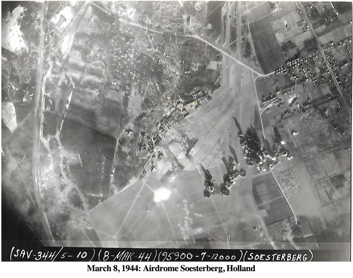 344Bomb March 8, 1944 Soesterberg