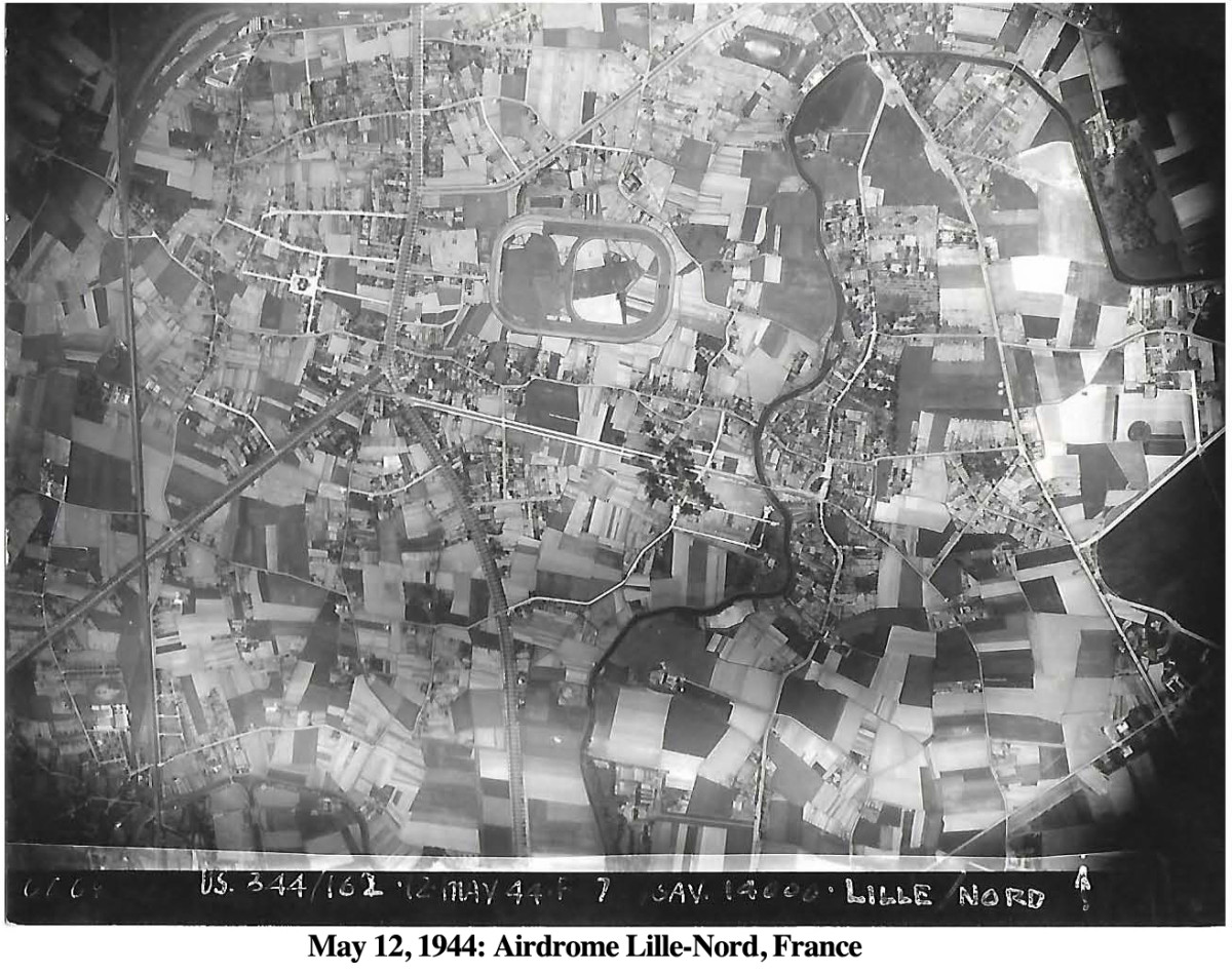 344Bomb May 12, 1944 Lilli-Nord