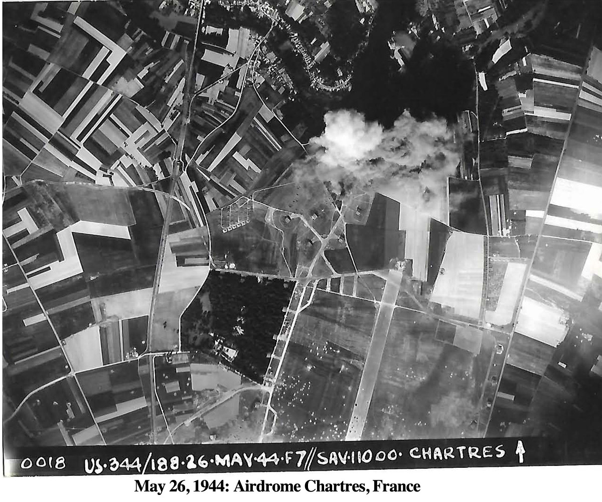 344Bomb May 26, 1944 Chartres