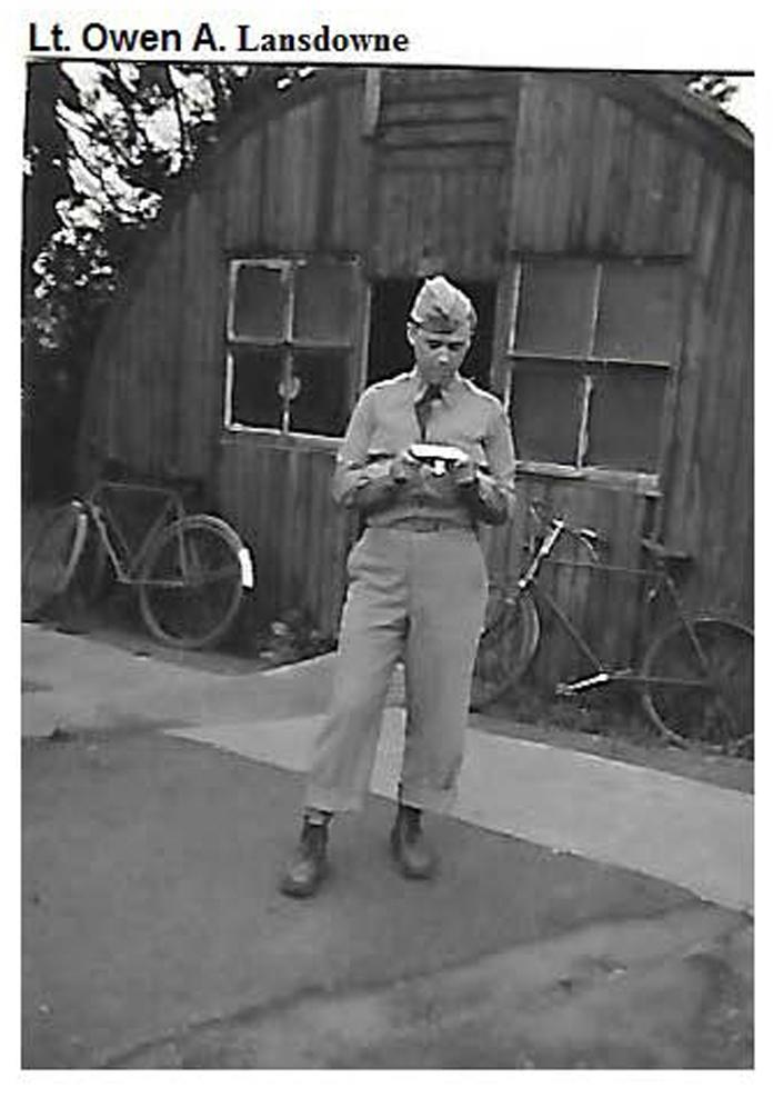 Lt. Owen A. Landsdowne