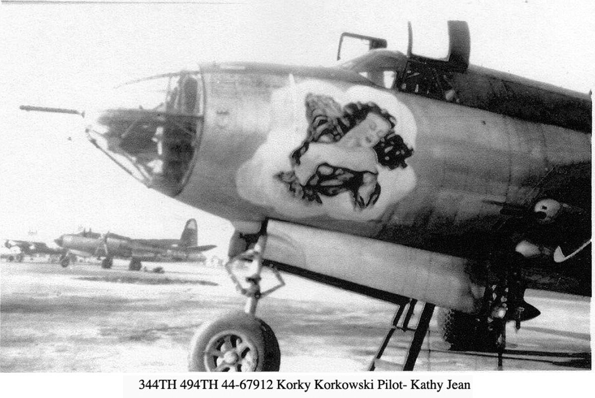 Korkowski plane Kathy Jean