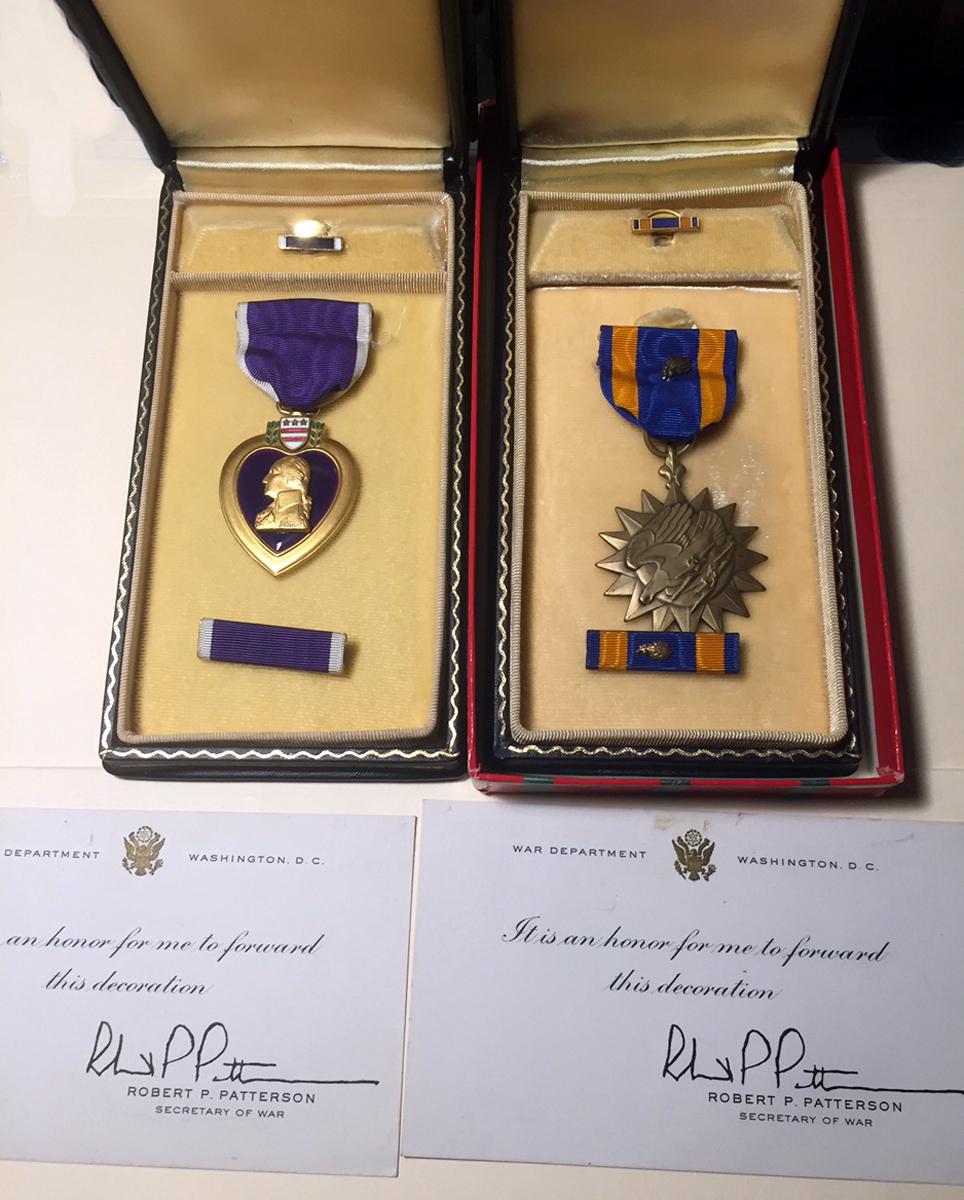Brooker medals