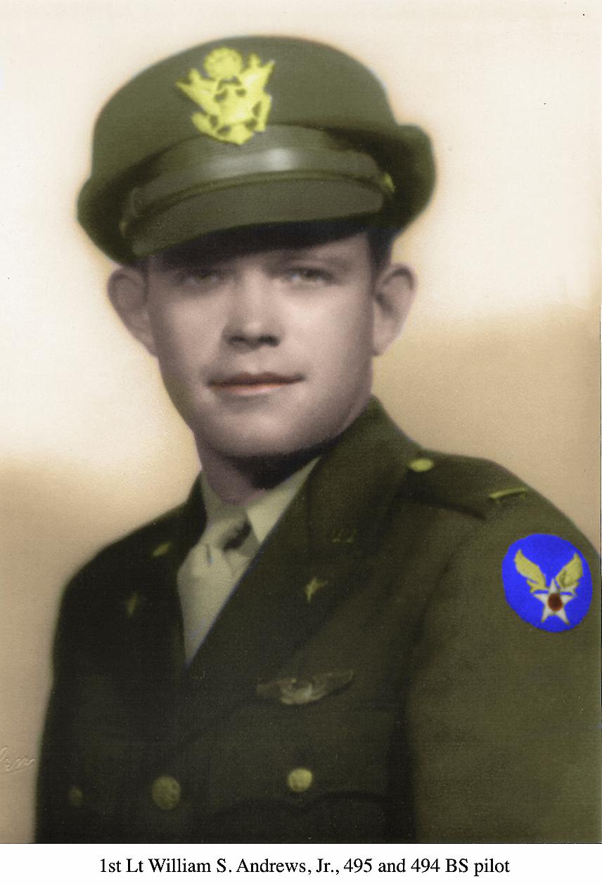 Andrews portrait Colorized