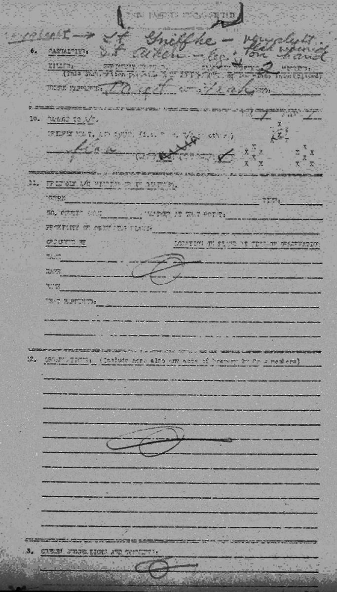 B0291 p1000 June 29, 1944 Debrief p2 Burris-Aiken