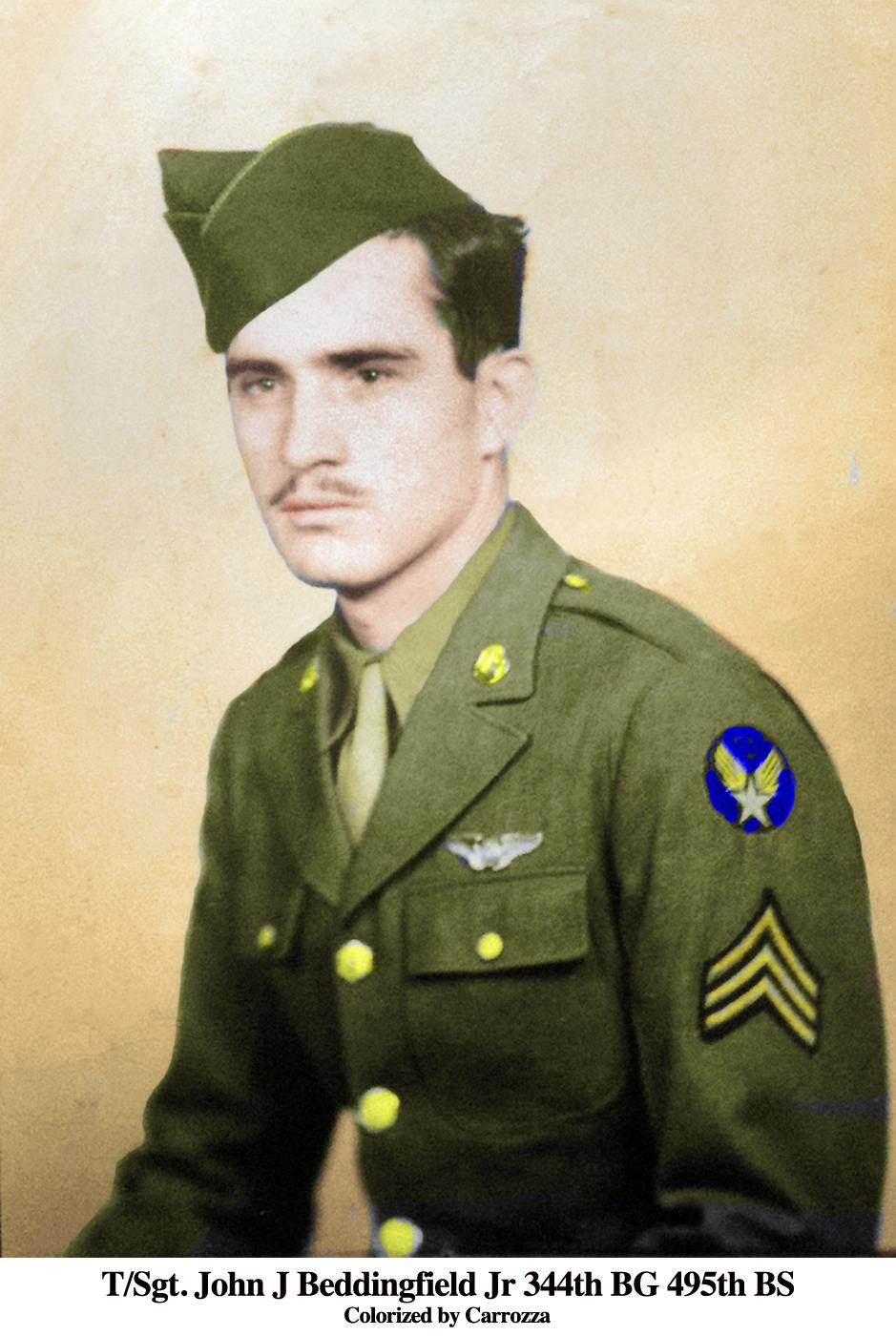 Beddingfield Portrait new Colorized