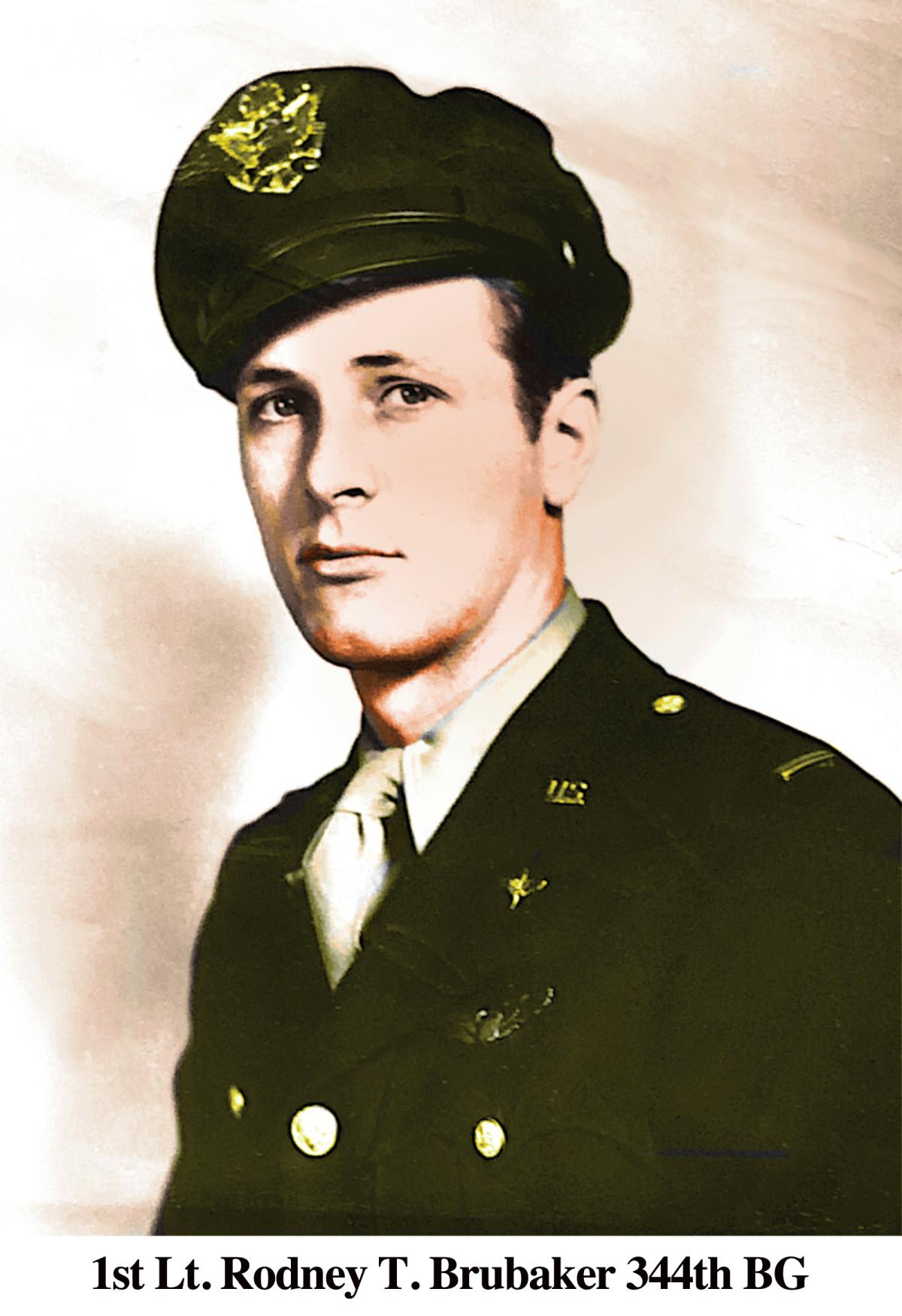 Brubaker Portrait 2 Colorized